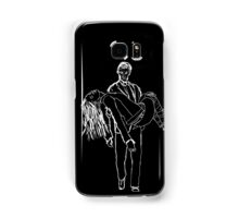 Doctor saves Amy Samsung Galaxy Case/Skin
