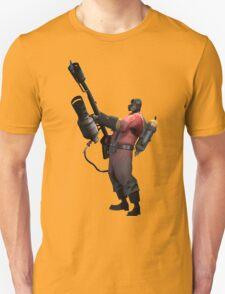 Cocky Pyro - TF2 Class T-Shirt