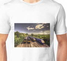 Summer Saturday at Aller Junction Unisex T-Shirt