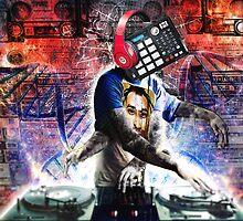 The DJ by CodyNorris