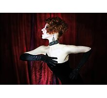 Wide Screen Glamour Photographic Print