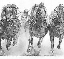 Birdsville Races by pencilartnz