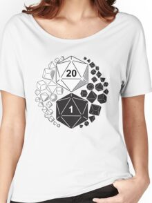 Gaming Yin Yang Women's Relaxed Fit T-Shirt