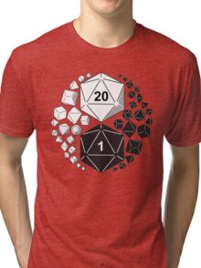 Gaming Yin Yang Tri-blend T-Shirt
