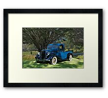 1935 Ford Pick-Up Truck Framed Print