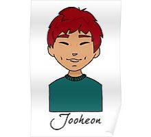 Jooheon - Monsta X Poster