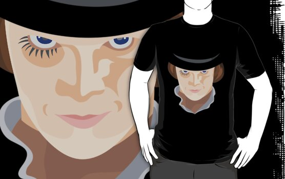 A Clockwork Orange by MeitisMitsune