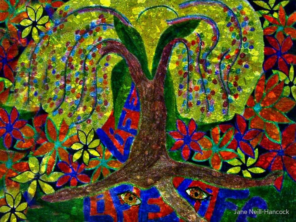 The Tree Of Life by Jane Neill-Hancock