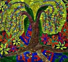 The Tree Of Life by Jane Neill-Hancock