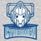 GO CYBERMEN! by losthero