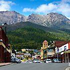 Queenstown, Tasmania by Chris  Randall