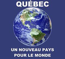Québec un nouveau pays... Unisex T-Shirt