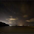 Across Trinity Inlet @ Night by Chris Cohen