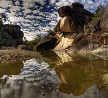 Cranky Rocks by PaulHollins