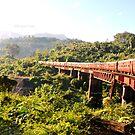 Loooong Journey ;-) by Dhrupal Soni