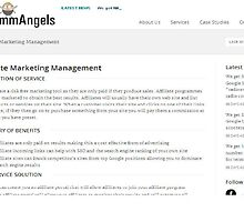 Affiliate marketing management by Richard1990