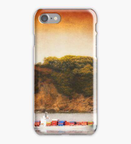 Tropical Cargo iPhone Case/Skin