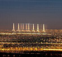 Lights of Paris by Kevin Hayden Paris