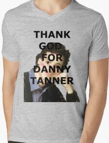Thank God for Danny Tanner Mens V-Neck T-Shirt