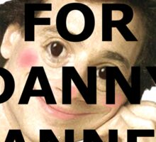 Thank God for Danny Tanner Sticker