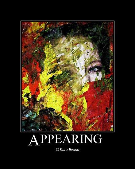 Appearing by Karo / Caroline Evans (Caux-Evans)