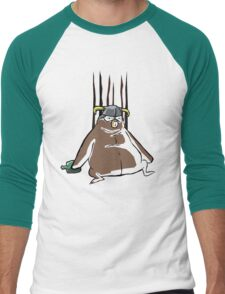 Honey Mead Men's Baseball ¾ T-Shirt