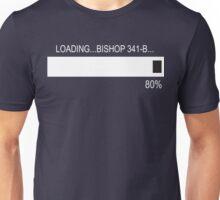RAM Design LOADING...BISHOP 341-B Plate #44 Unisex T-Shirt
