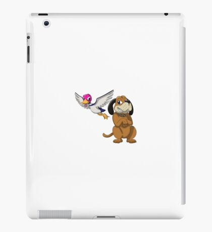 Duck Hunt Reference iPad Case/Skin