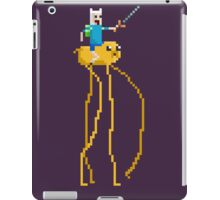 Pixel Time iPad Case/Skin