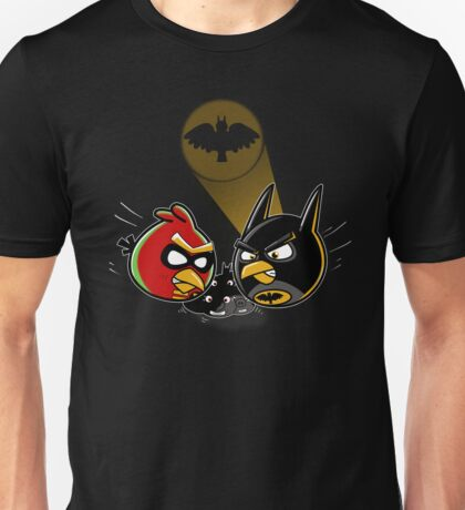 Batbird And Robin Unisex T-Shirt
