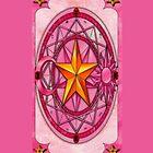 Sakura Card Cardcaptor Sakura by LadyTakara