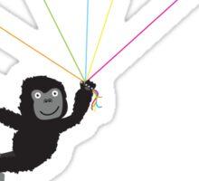 Baby Kong playtime Sticker