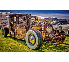 Hillbilly Ride Photographic Print