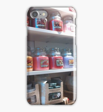 YANKEE CANDLE - cosy iPhone Case/Skin