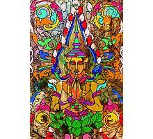 Cambodian Buddha Photographic Print