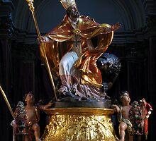 Saint Publius by fajjenzu