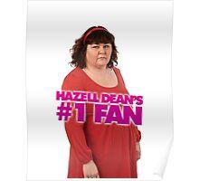 Hazell Dean's #1 Fan Poster