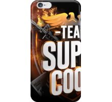 Team Super Cool Logo iPhone Case/Skin