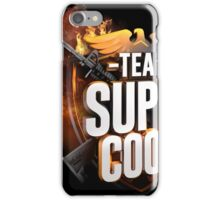 Team Super Cool Logo iPhone Case/Skin