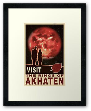 Doctor Who - Visit The Rings Of Akhaten by xnmex