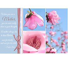 Happy Mother's Day Photographic Print