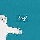 Yeti Hug by levman
