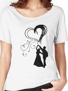 lovers and dancers Women's Relaxed Fit T-Shirt