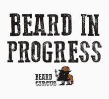 Beard In Progress by mijumi