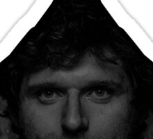 Guy Martin Vulcan design Sticker