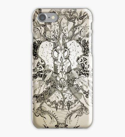 Love Birds Sweet Song iPhone Case/Skin