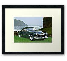 1949 Cadillac 6107 Sedanette III Framed Print