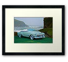 1949 Cadillac 62 Convertible Framed Print