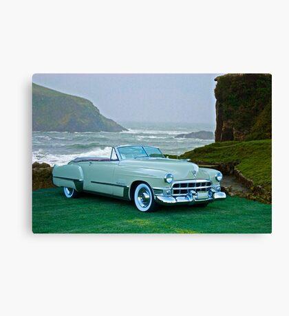 1949 Cadillac 62 Convertible Canvas Print