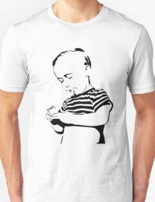 Smoking Kid Unisex T-Shirt